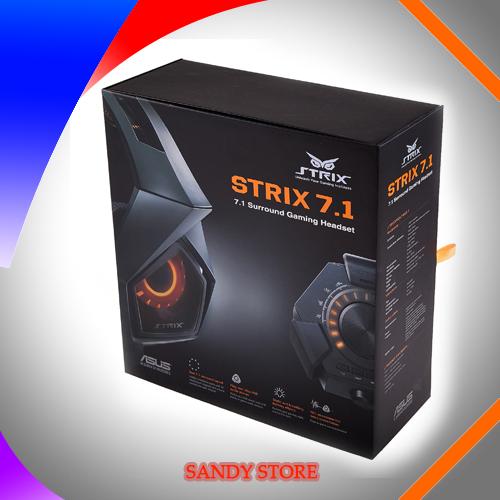 Jual Headset Gaming ASUS Strix 71