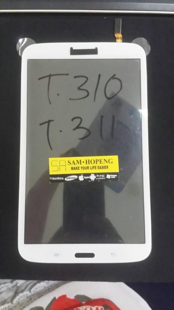Touchscreen Kaca Lcd Digitizer Layar Galaxy Tab 3 T310 T311 Samsung harga tidak ditemukan id priceaz