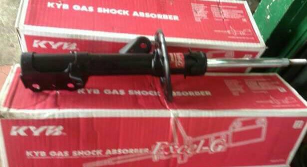 Shock Breaker KAYABA EXCEL-G Honda Jazz Lama Depan (2pcs)