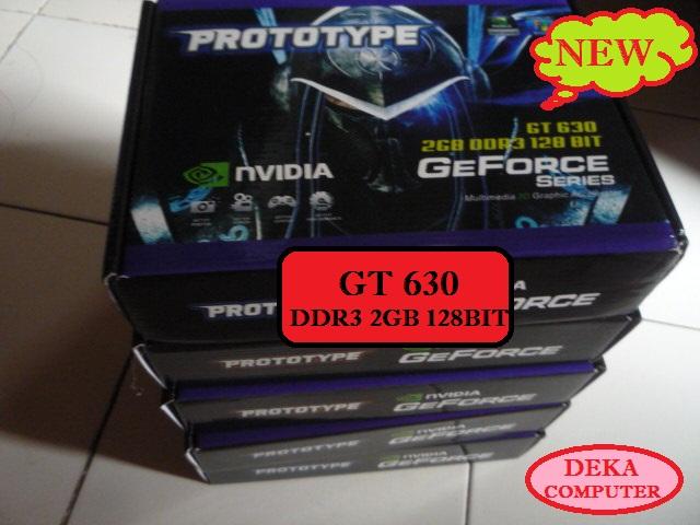(NEW) VGA CARD GT630 2GB 128BIT DDR3 murah