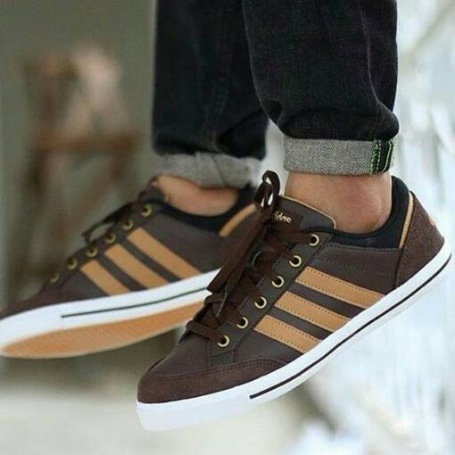 best sneakers c9362 ae8ce ... Jual Adidas NEO CACITY BROWN LEATHER Size 40 41 42 - sutanshoes  Tokopedia ...