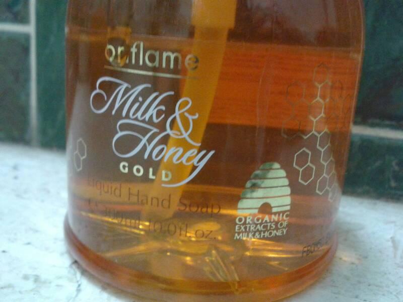 Milk & Honey Gold Liquid Hand Soap