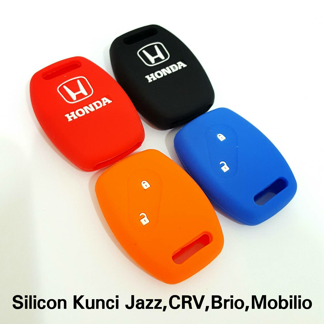 Cover Kondom Sarung Silicon Silikon Remote Kunci Mobil Jazz,mobilio