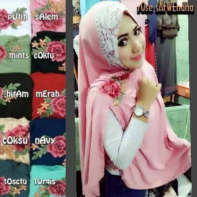 hijab flowee