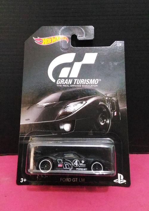 Jual Hotwheels Hot Wheels Ford Gt Lm Gran Turismo Gt Playstation Fgarage Tokopedia