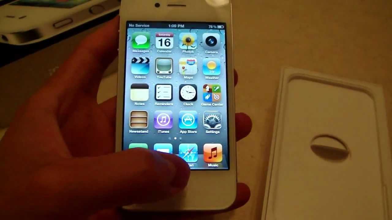 Jual iPhone 4 8GB Garansi Distributor - misstereo Comp  ad319b1cf6
