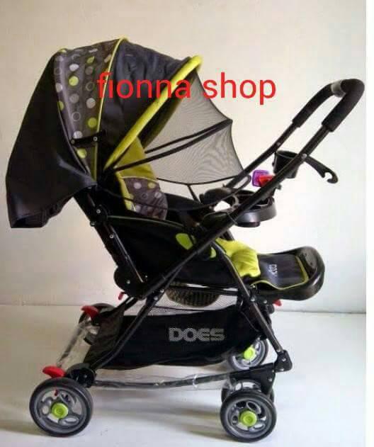 stroller Does Roza Murah