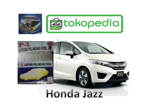 Body Cover Honda Jazz