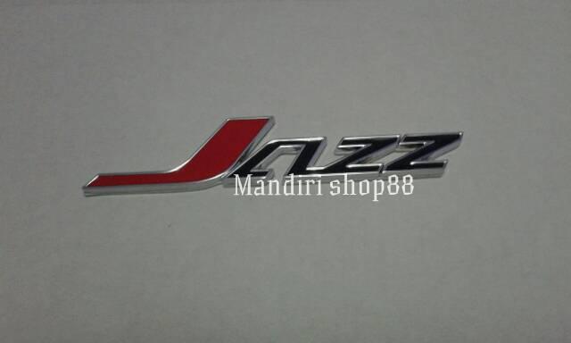 Emblem Honda Jazz Eklusif