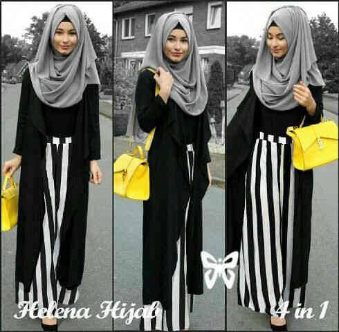 hijab helena 4in1