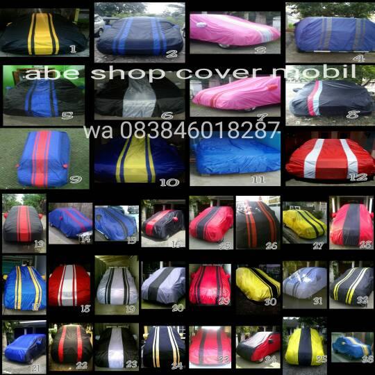 Cover mobil /Sarung mobil premium brio,agya,ayla,jazz,yaris,vios