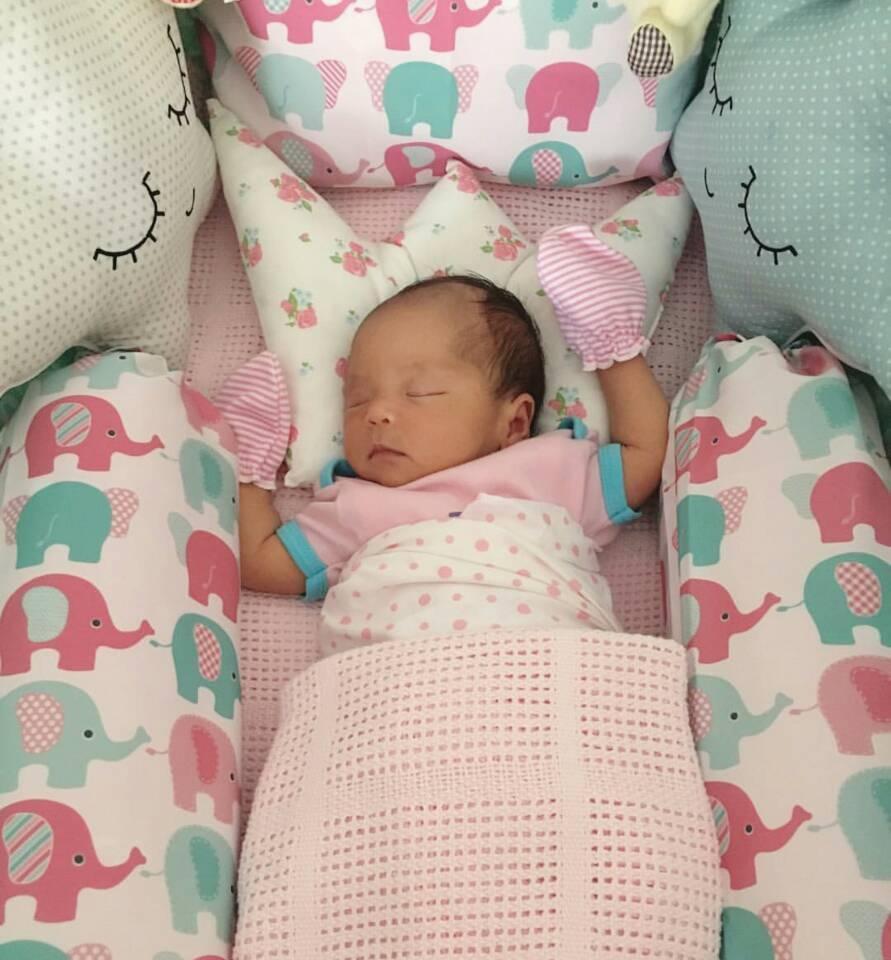 Jual Bantal Bayi Peyang Newborn Pillow Baby Loop Original Motif Babyneeds Tokopedia