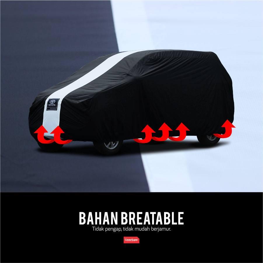 Harga Jual Sarung Mobil Murah Cover Selimut Tutup Body Vios Innova Original Super