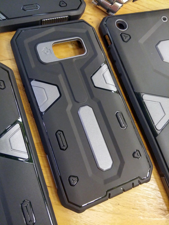 Samsung Galaxy S7 Edge Tough Hybrid Armor Case Full Protection
