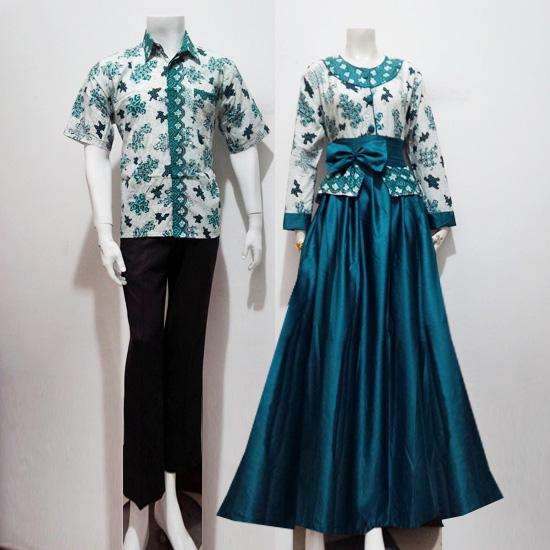 Jual Sarimbit Gamis Savina Velvet Baju Pasangan Baju