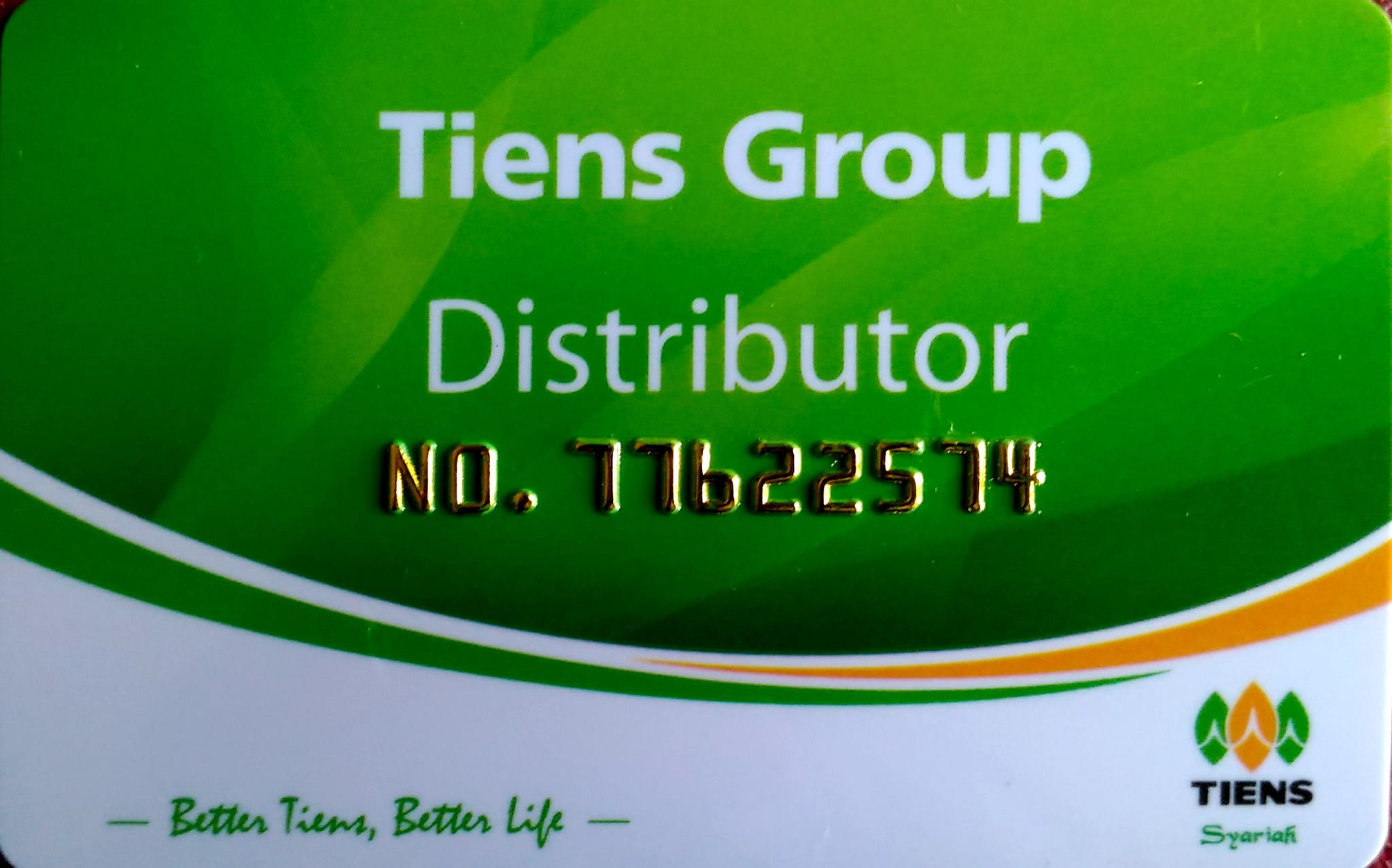 Jual Daftar Menjadi Member / Distributor TIENS (Tianshi