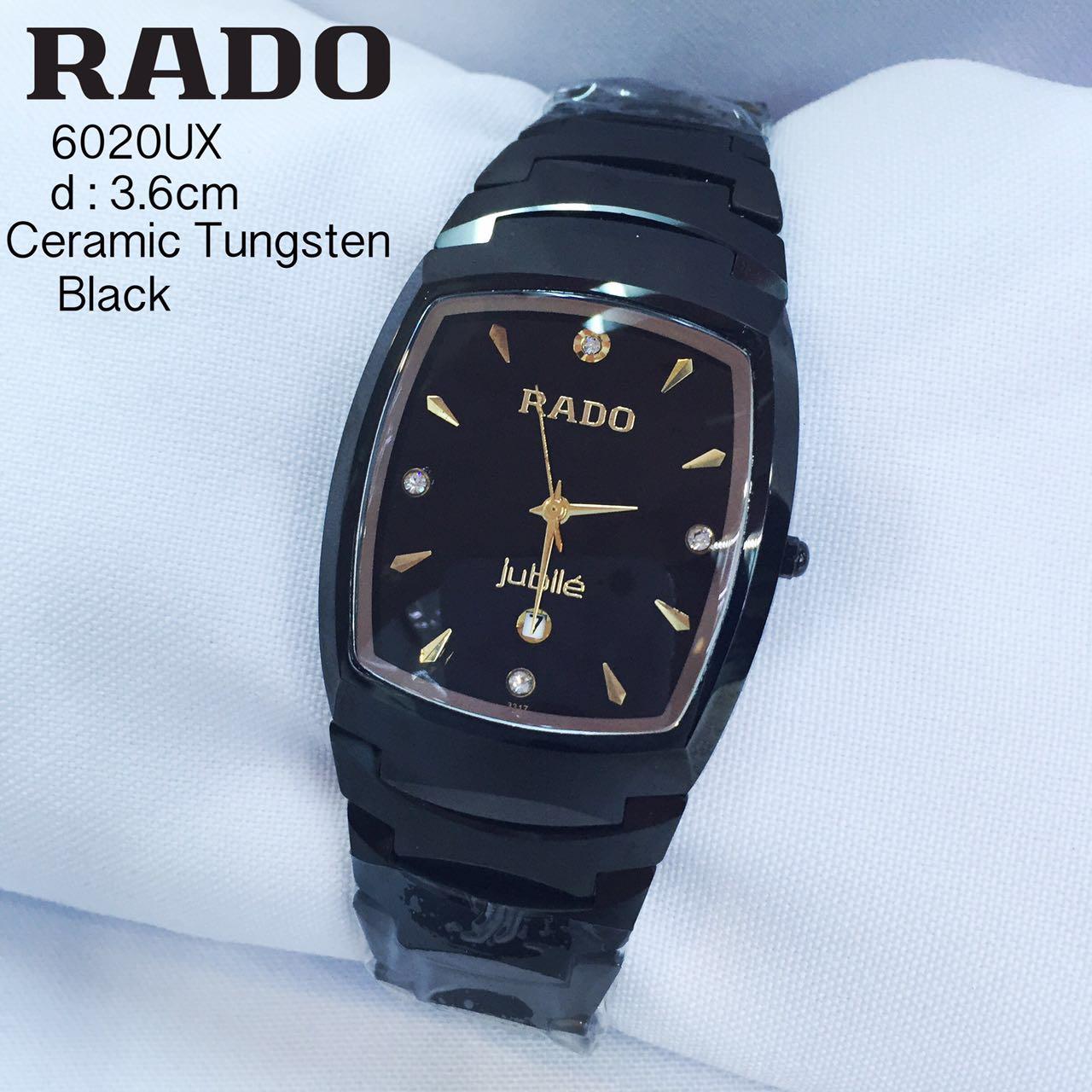 Jual Jam Tangan Rado 6020UX Case Kotak - Be laris  533c05b95e