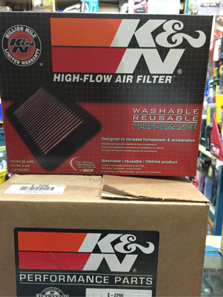 Air Filter K&N Honda Jazz Brio Freed