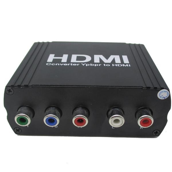 Jual Saintholly YPbPr To HDMI Converter Baru | Aksesoris TV Video El