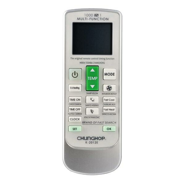 Jual Remote AC Control Features Using Intelligent Digital IC Chungho