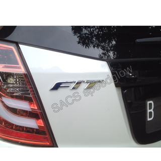 emblem fit all new jazz GE