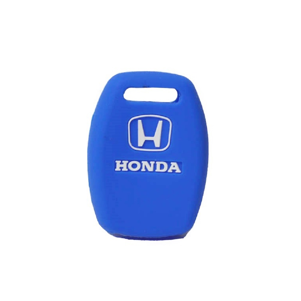 Silikon Kunci Mobil/Cover Remote/Silikon Kunci Honda All New Jazz Biru
