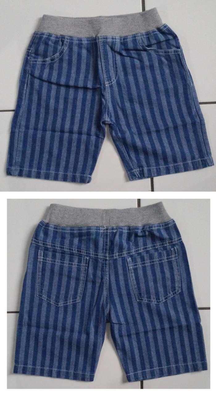 CLKDL7 - Celana Anak Laki Jeans Wash Salur Murah
