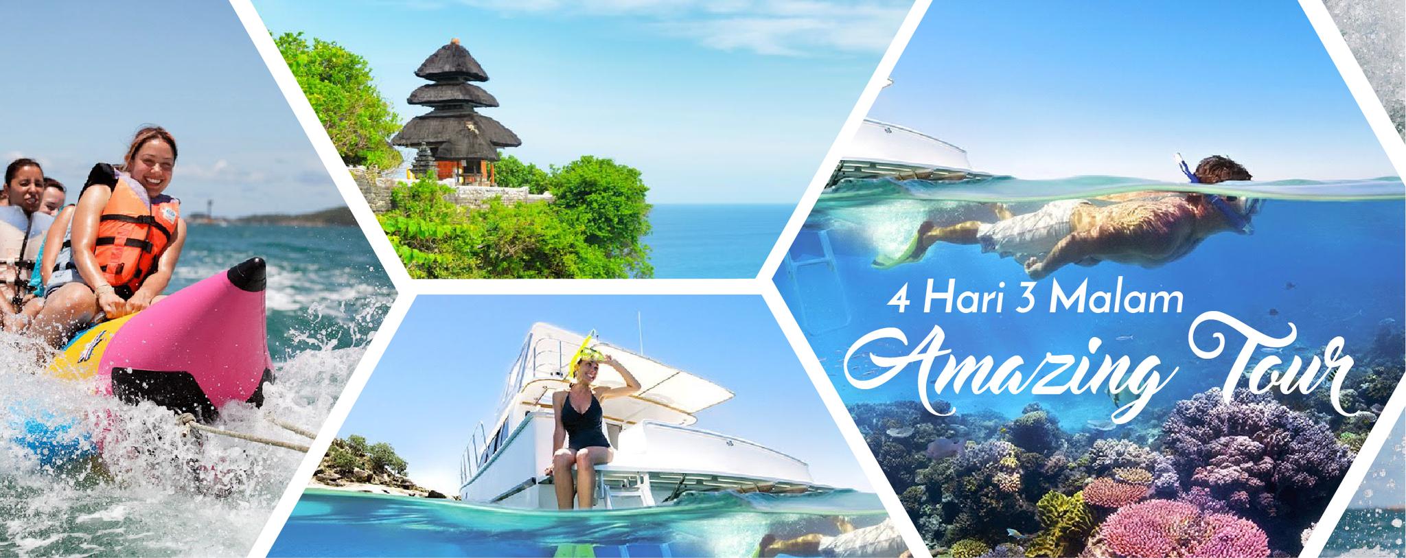 Jual Paket Tour Bali Rama Tokopedia 4 Hari 3 Malam
