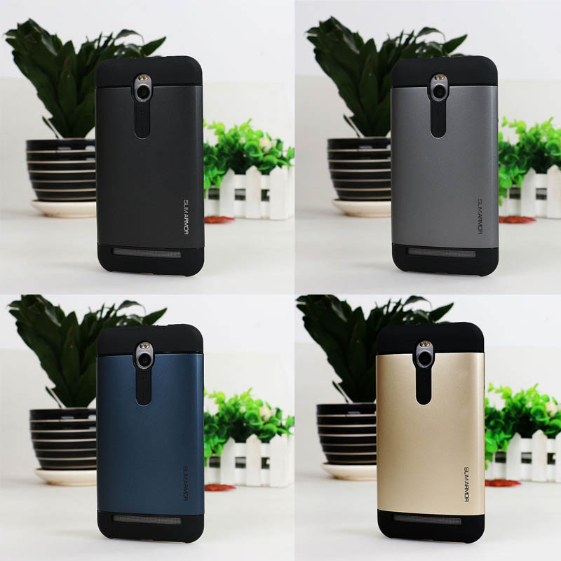 Jual MURAH Hardcase Case Spigen Asus Zenfone 2 55 Inch