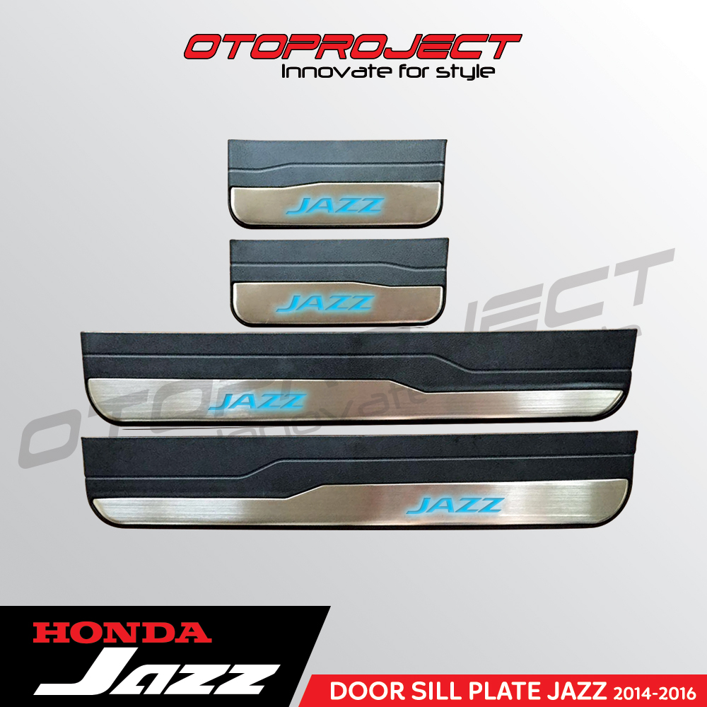 DOOR SILL PLATE JAZZ 2016 W/LAMP