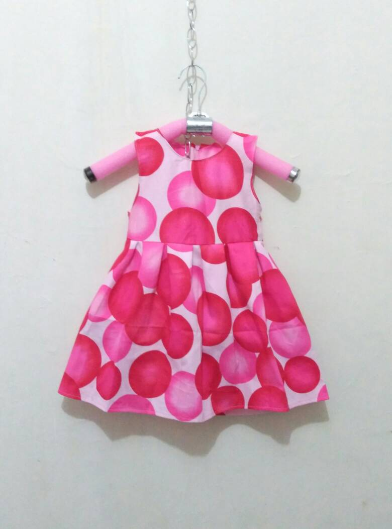Dress anak FD - 05 0-3 th
