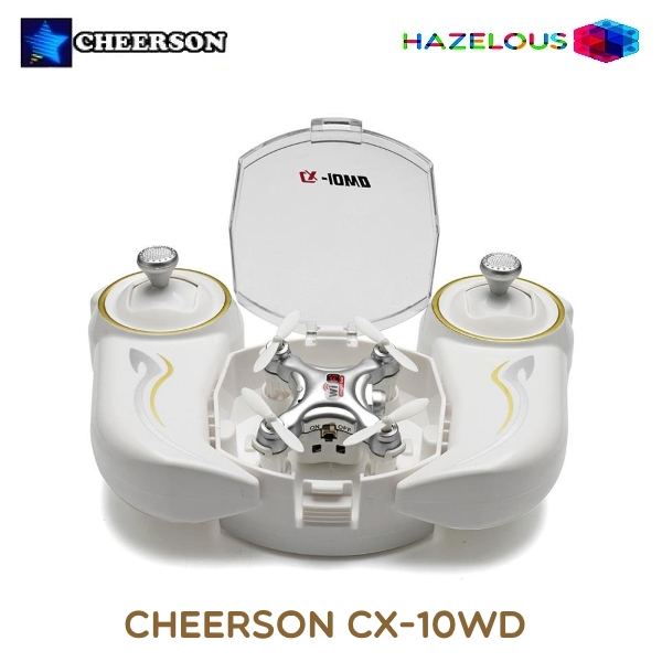 Cheerson CX-10WD Mini Wifi FPV with High Hold Mode
