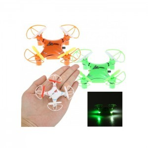 Lian Sheng LS-112 46mm Mini Nano 6-Axis 2.4G RC LED 4CH