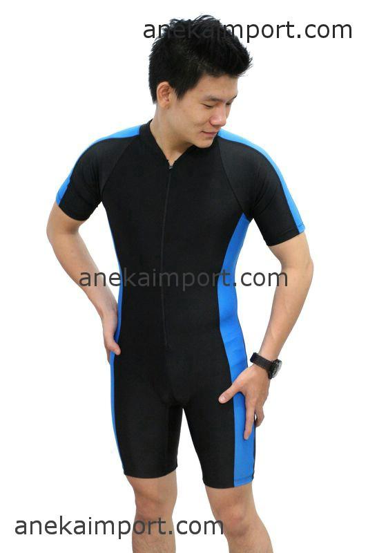 Jual Baju Renang Diving Pria Dewasa Good Quality Pendek