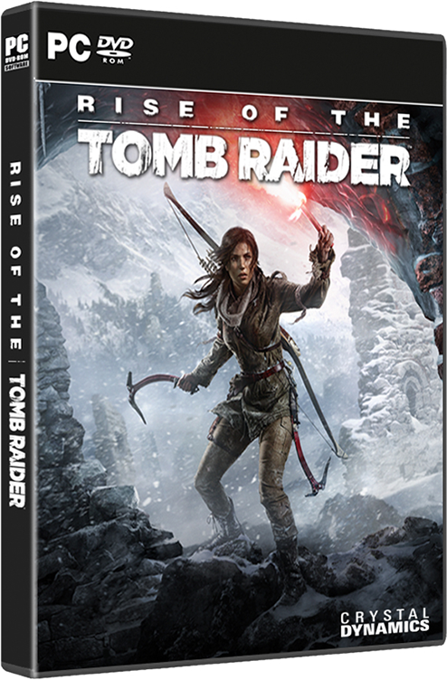Rise of the Tomb Raider (PC-GAME)