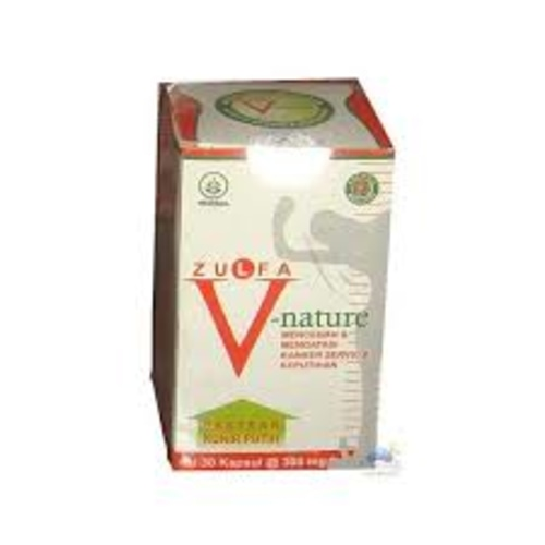 zulva zulfa v nature herbal khusus wanita