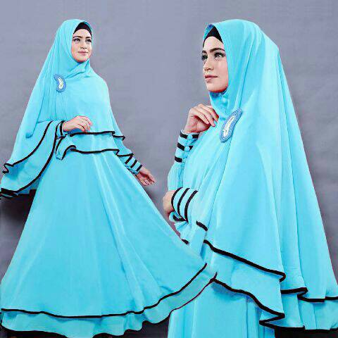 hijab camelia baju muslimah gamis modis
