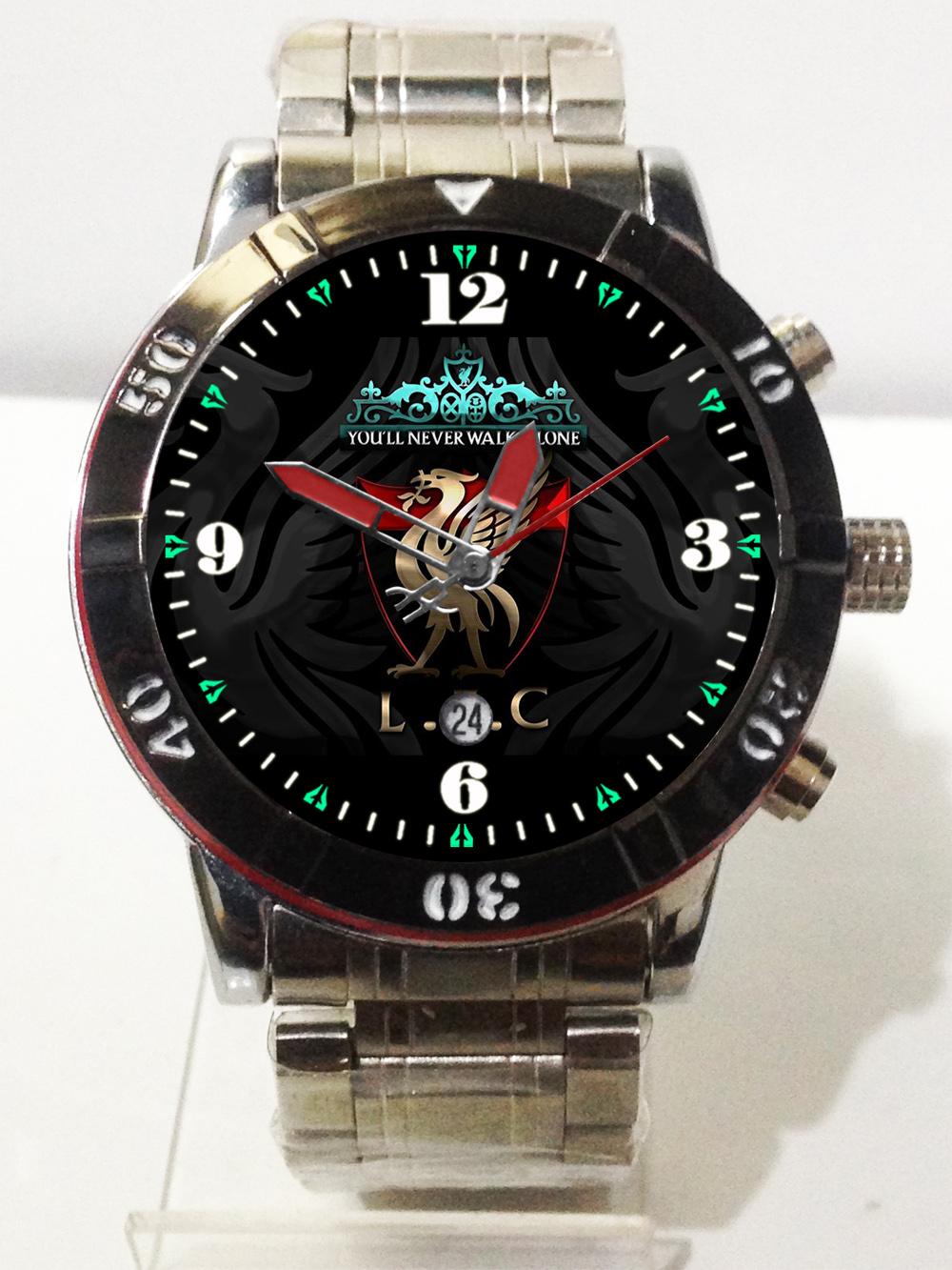 Jual terbaru jam tangan Liverpool F.C.gt new date gokil ... 2f16dcb882