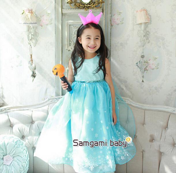 Jual Baju Anak Dress Anak Kostum Anak Frozen Elsa Baju
