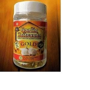 garlic zaitsauda gold 60 kapsul 1