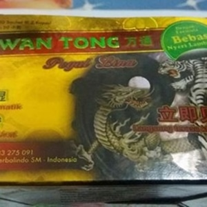 wantong original kemasan baru wan tong