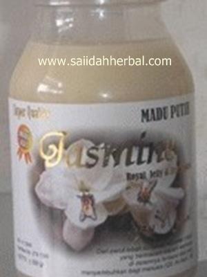 madu putih jasmine royal jelly ampamp bee pollen 35