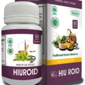 hiu roid obat herbal untuk wasir dan ambeien