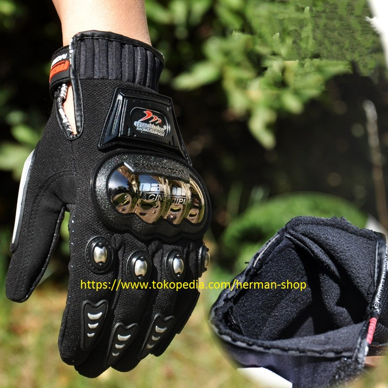Harga SARUNG TANGAN GLOVES BIKERS MAD BIKE BESI type mad-01spesial