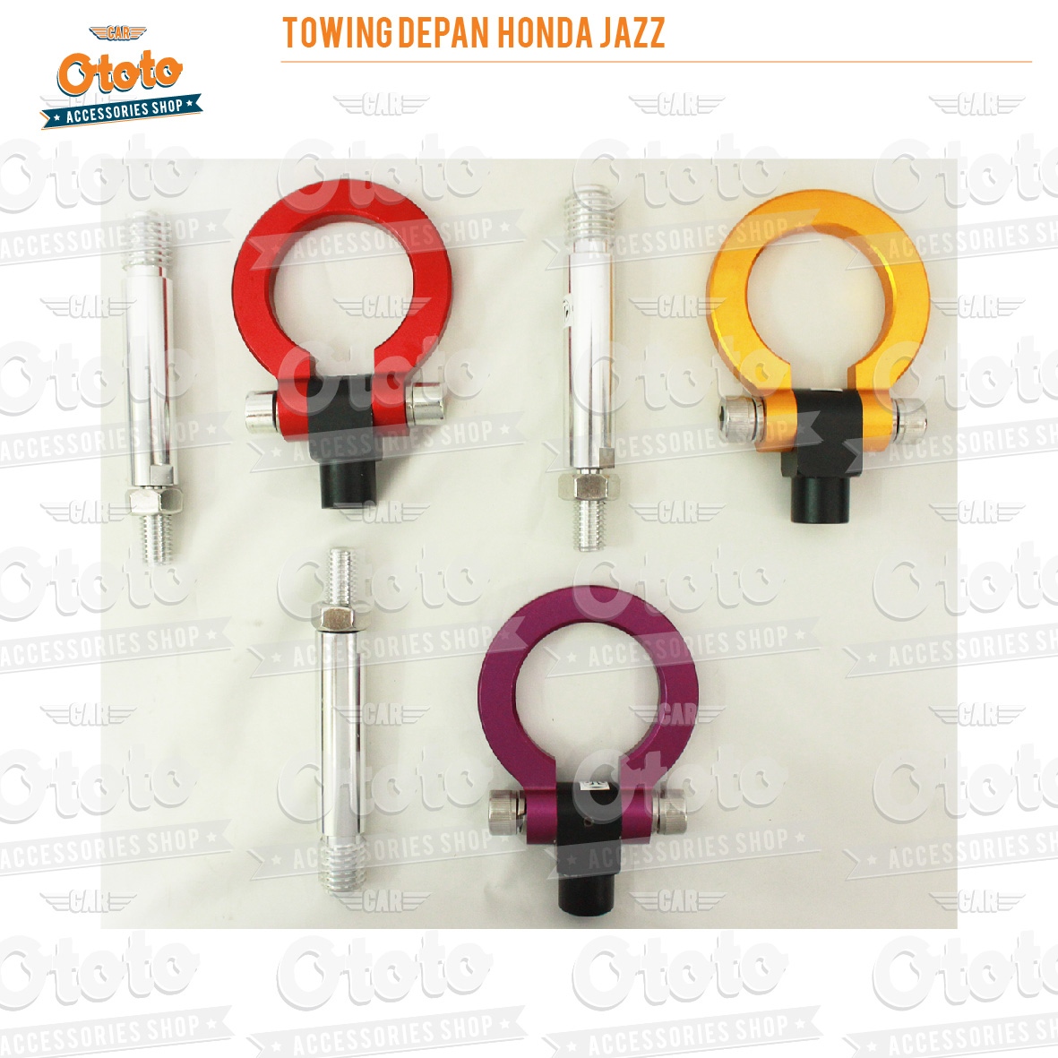Towing Hook Honda Jazz