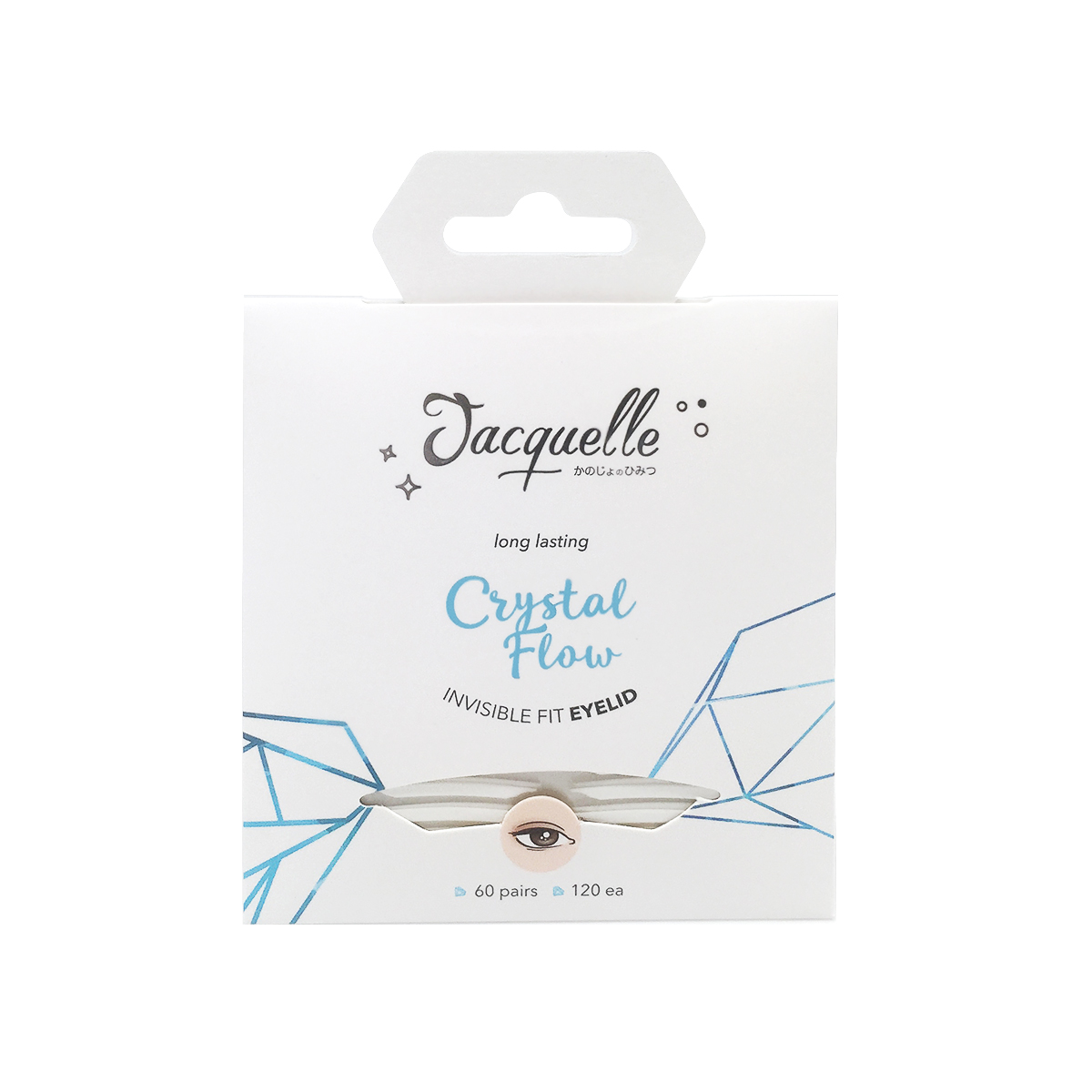 Jacquelle Invisible Fit Eyelid - Crystal Flow thumbnail