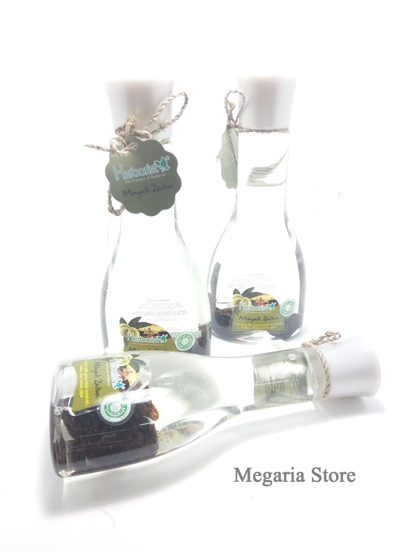 Jual Herborist Minyak Zaitun 150ml Megaria Store Tokopedia