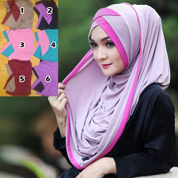jilbab / hijab hoodie Hodie zora by goest
