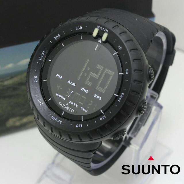 SUUNTO CORE + BOX EXCLUSIVE