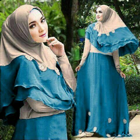 Fitria Hijab Blue